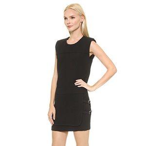 IRO Black MUKKI DRESS NWT 38